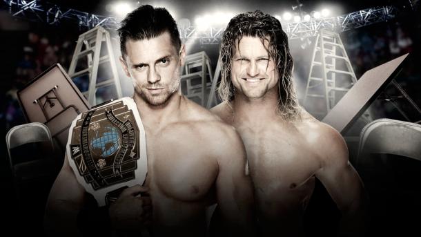Ziggler will try to regain the Intercontinental Title on Sunday night (Photo: WWE.com)