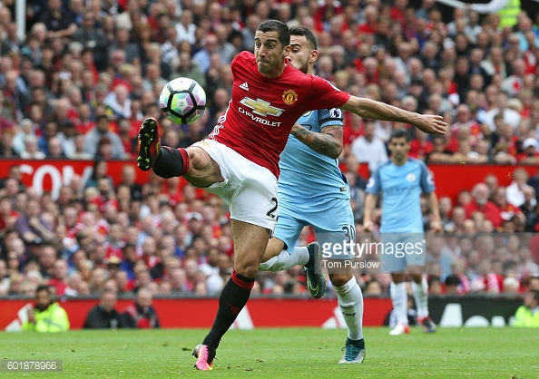 Could Mkhitaryan earn a place in Mourinho's starting XI soon?