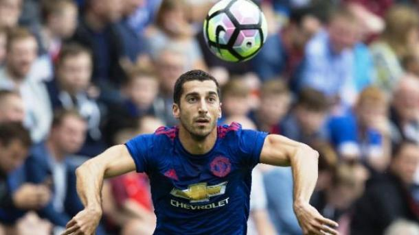 Will Mkhitaryan start today? (photo: Getty)