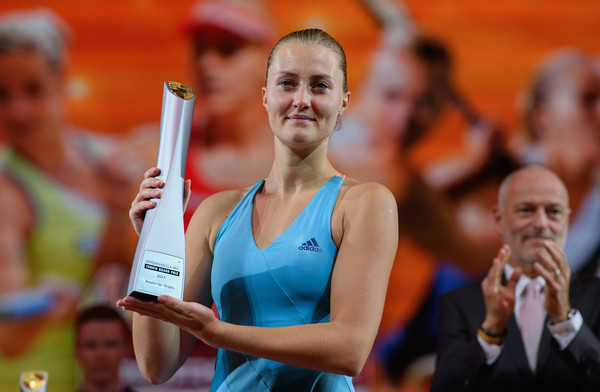 Mladenovic advanced to the final in Stuttgart last week (Photo by Matthias Hangst / Bongarts)