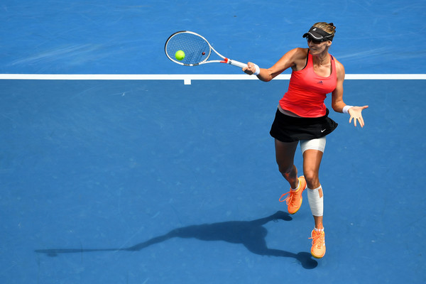 Lucic-Baroni has the game to beat Pliskova (Photo by Quinn Rooney / Getty Images)