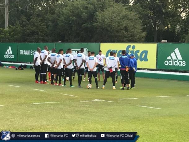 (Foto: Divulgação/ Millonarios FC)