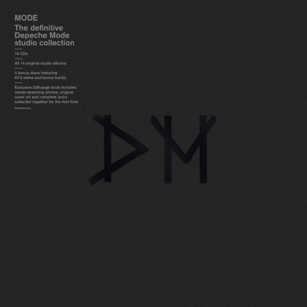 MODE: The definitive Depeche Mode Collection | Imagen: RHINO