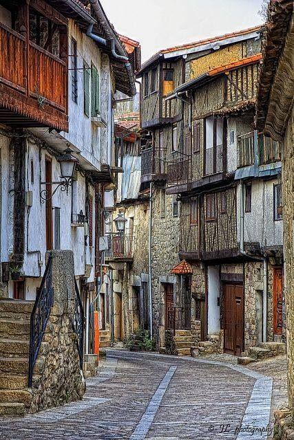 Calle de Mogarraz | J.L. Photography