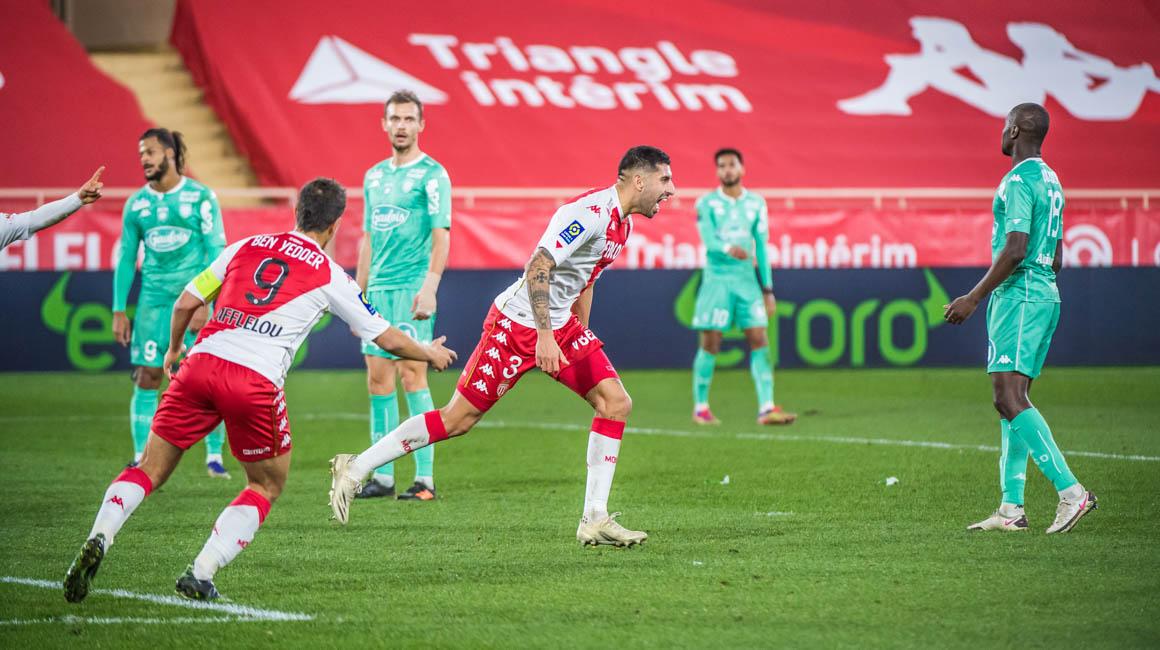 Foto: Divulgação / AS Monaco FC