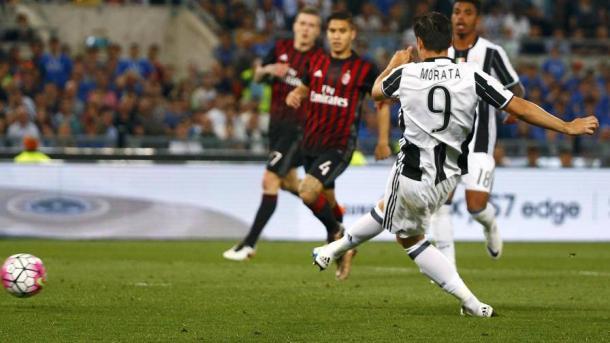 La rete al Milan, www.gazzetta.it