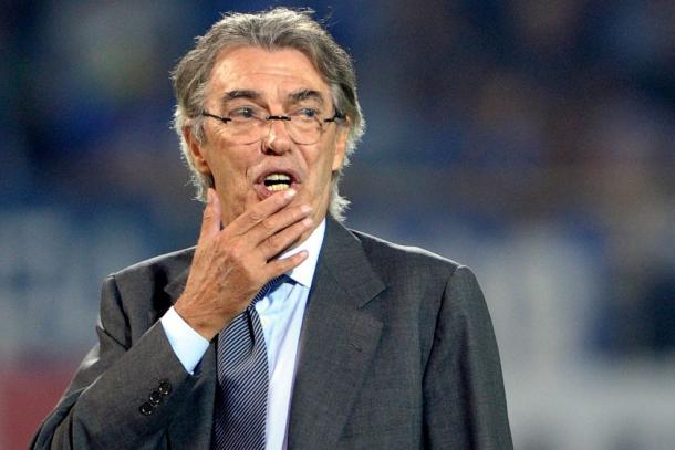 Moratti may not be majority shareholder but remains involved with the club | photo: calciomercato.com