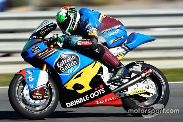 Estrella Galicia 0,0 Marc VDS rider Franco Morbidelli - www.motorsport.com