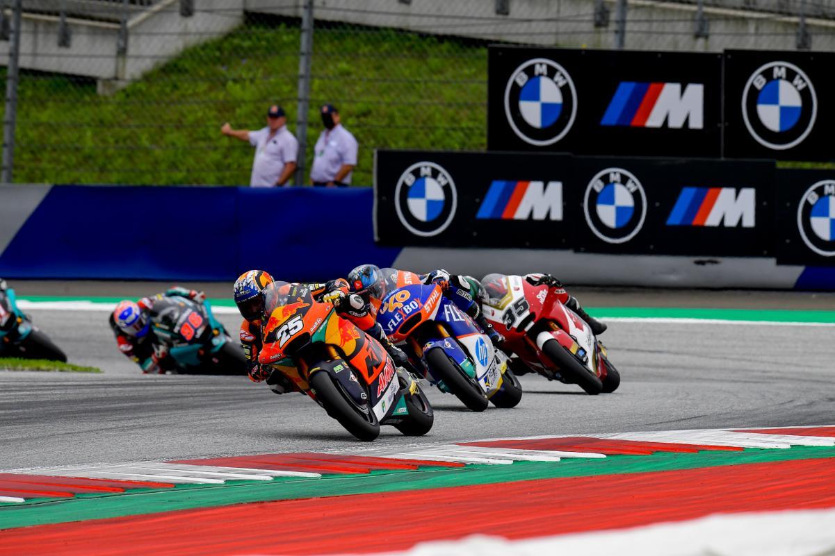 GP de Estiria, Moto2 / MotoGP.com