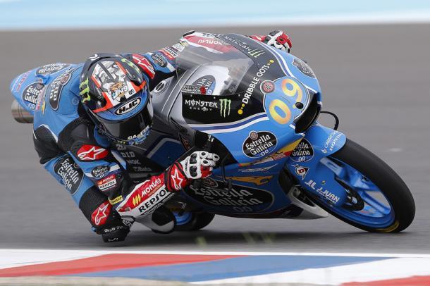 Spanish Estrella Galacia 0,0 rider Jorge Navarro | Photo: es.motorsport.com