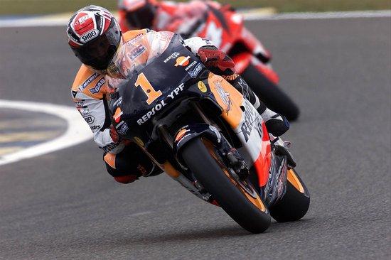 Criville derrapadas I Foto: MotoGP
