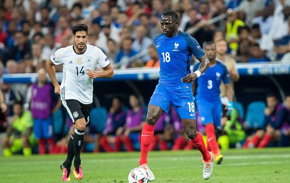 Sissoko seemed to relish his midfield battles throughout, and was tireless out-of-possession too. | Photo: Getty