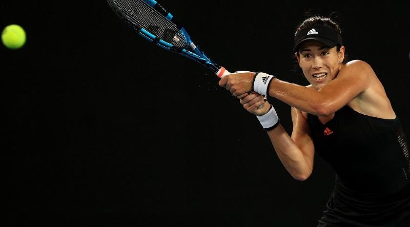 Garbiñe Muguruza va por un lugar en la final. Foto: @WTA_Espanol