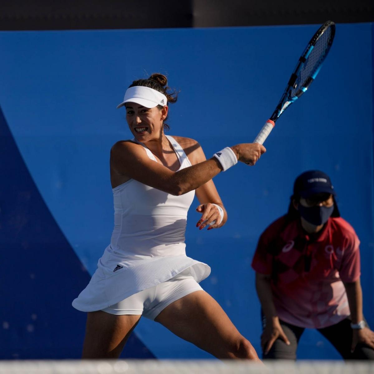 Muguruza vai enfrentar Qiang Wang na segunda fase (Foto: Divulgação/ITF)