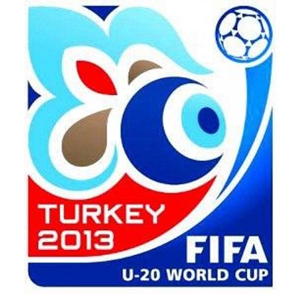Logo Campeonato Mundial Juvenil de la FIFA Turquía 2013 I Foto: FIFA
