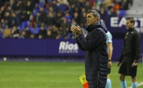 Juan Ramón López Muñiz, entrenador del Levante UD | Foto: LaLiga