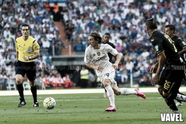 Martínez Munuera arbitrando un partido del Real Madrid | Foto: VAVEL