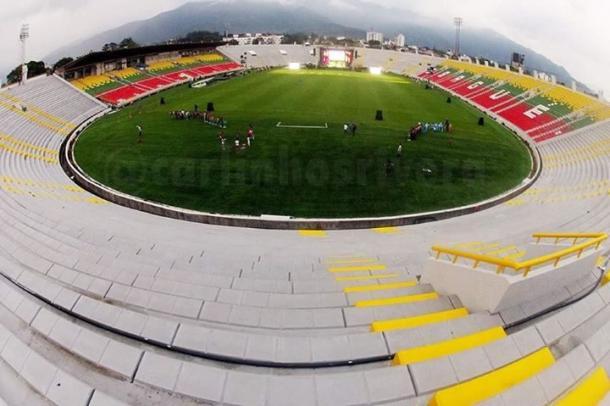 Estadio Manuel Murillo Toro | Foto: @carlinhosrivera