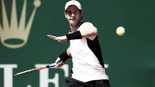 Murray started strongly but was unable to subdue Nadal (photo from atpworldtour.com)
