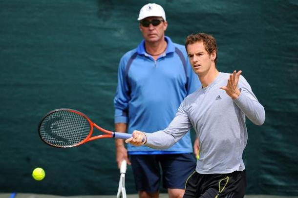 Andy Murray became a grand slam champion under Ivan Lendl (Source: The Times)
