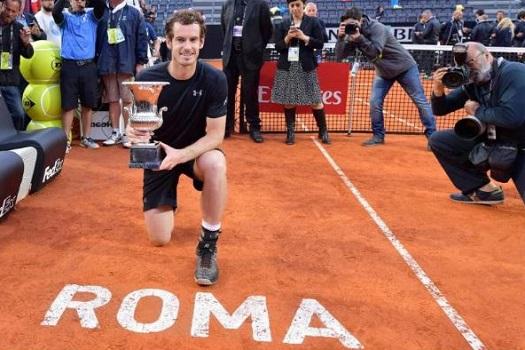 Murray Caput Romae: Djokovic è battuto!