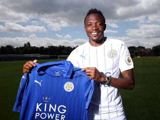 Leicester City have smashed their transfer record to bring in CSKA Moscow forward, Ahmed Musa | Photo: Getty