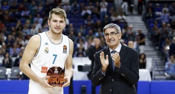 L'MVP di Ottobre per la Turkish Airlines EuroLeague (fonte Euroleague.net)
