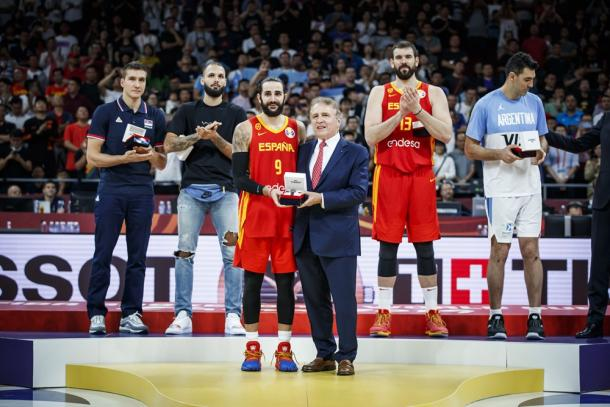 Foto: Divulgação/FIBA World Cup