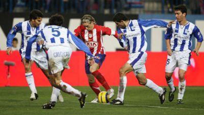 Torres, goleador en 2005