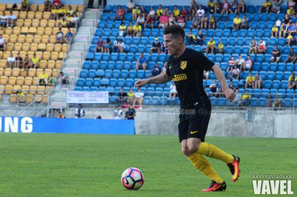 Gameiro podría debutar | Foto: Vavel
