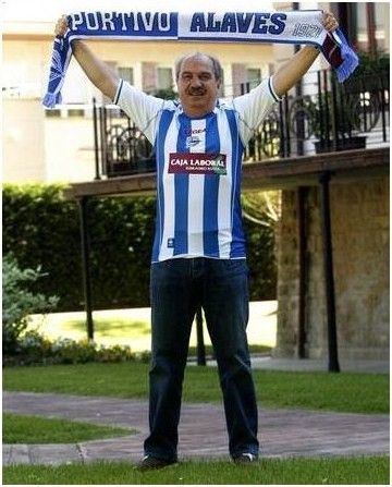 José Manuel Esnal, Mané. Fuente: deportivo alavés