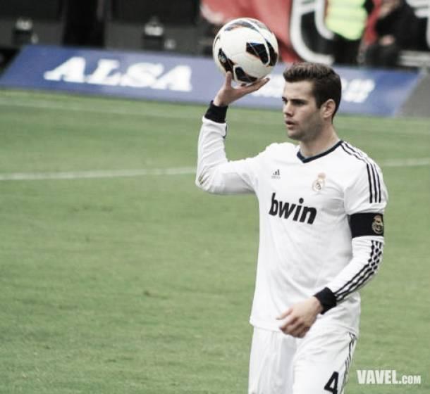 Nacho con el Castilla. Fuente: VAVEL