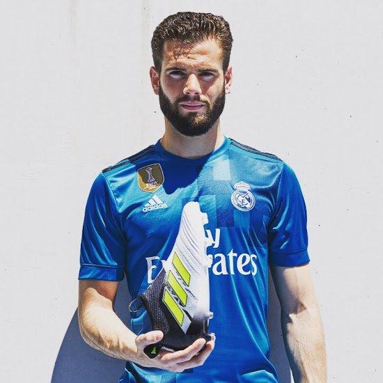 Foto: Divulgação/Real Madrid CF/Adidas