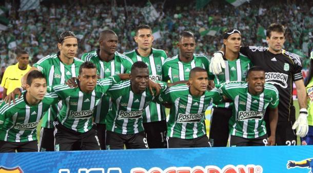 Nacional logró su undécima estrella en el primer semestre de 2011. | Foto: El Colombiano