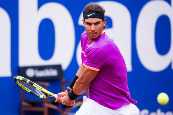 Nadal will be looking for his 51st clay court title (Photo by Alex Caparros / Getty Images)