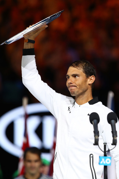 Nadal lost in the Australian Open final for the third time after winning the title in 2009 (Photo by Clive Brunskill / Getty)