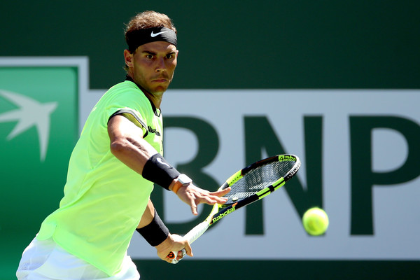 Nadal will be looking to avenge that Australian Open final defeat to Federer (Photo by Matthew Stockman / Getty Images)