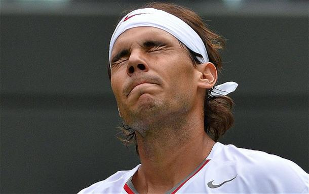 Nadal tasted early defeat | Photo: the telegraph