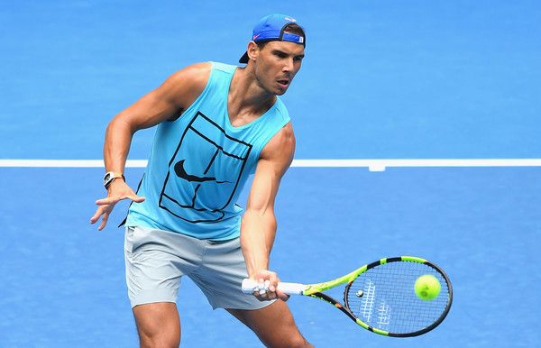 Nadal has a tough draw ahead of him (Photo by Quinn Rooney / Getty Images)