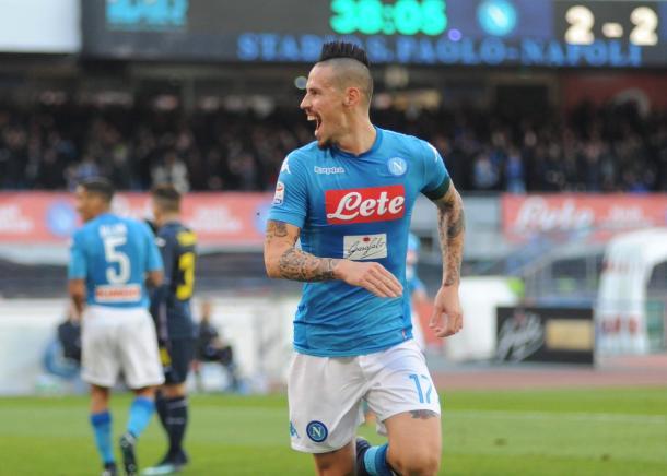 Napoli, Sarri da 99 per un 2017 da record