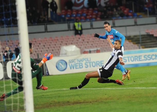 Coppa Italia: dove vedere Napoli-Udinese in diretta TV e in streaming