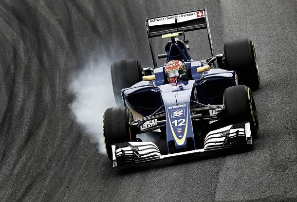 Felipe Nasr logró los dos primeros puntos de 2016 en Brasil l Fuente: Getty Images