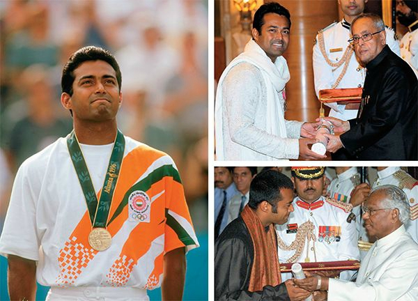 Leander Paes (Photos:Getty Images)