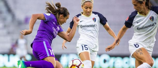 Despite Marta's best efforts, Orlando could not hang on for a point | Source: orlandocitysc.com