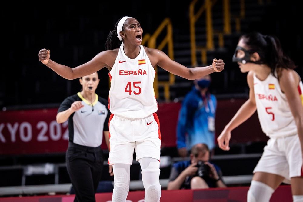 Astou Ndour / Source : FIBA