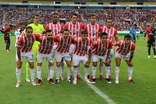 Un equipo cada vez más sólido   Foto: Leonardo Aguilar