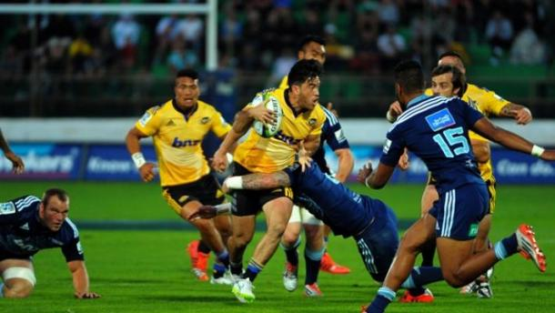 Nehe Milner-Skudder was the most elusive runner in Super Rugby last year (image via: hurricanes.nz)
