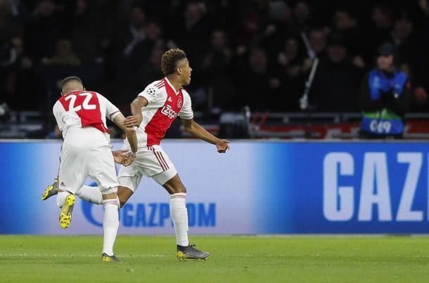 El empate del Ajax   Foto : Getty Images