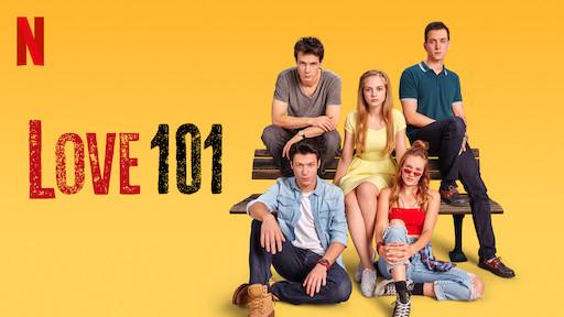 Imagen promocional 'Love 101'   Fuente: Netflix
