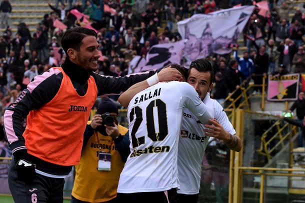 Il gol di Nestorovski ha illuso il Palermo - Foto Mediagol